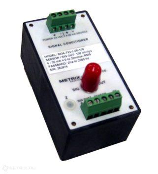 Metrix accelerometer signaal conditioner - 5535 / 5545