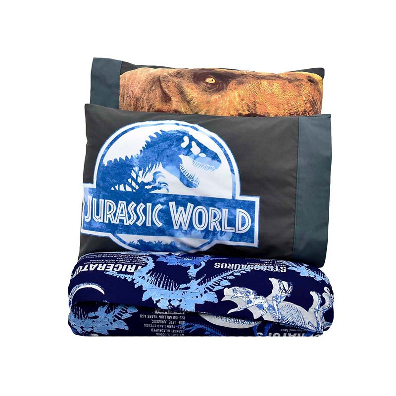 SÁBANAS VIASOFT JURASSIC WORLD ADVENTURE