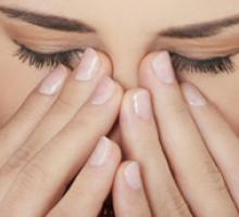 Alimentos evitam herpes zoster nos olhos