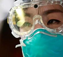 Coronavírus pode entrar pelos olhos
