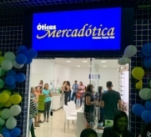 Inauguração da primeira Mercadótica em Guajerú - BA