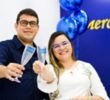 Inauguração de mais uma loja em Vitória de Santo Antão