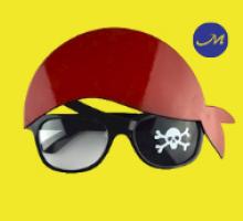 Óculos piratas podem custar o olho da cara!