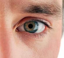 Olhos sofrem no outono