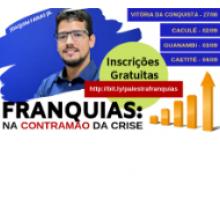 Palestra: Franquias Ópticas - Na contramão da crise