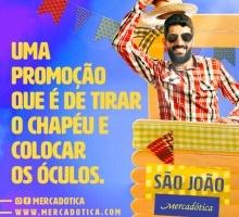 Promoção de São João!