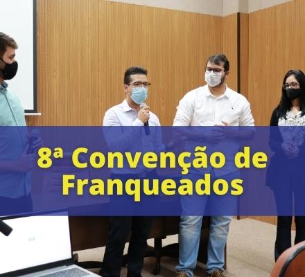 8ª Convenção de Franqueados Mercadótica