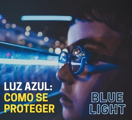 Entenda como proteger os olhos da luz azul artificial emitida pelos dispositivos digitais
