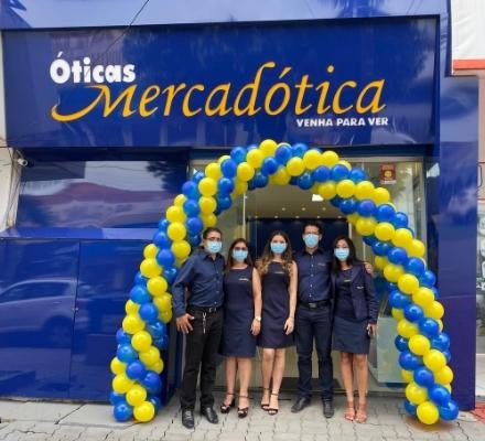 Mercadótica inaugura a primeira Franquia no Mato Grosso.