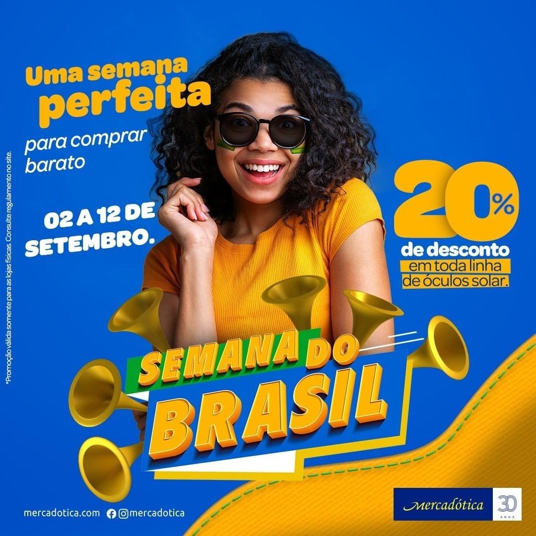 Semana do Brasil: um sucesso para o seu negócio