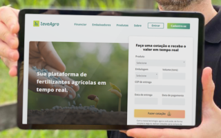 Portal do Agro - Plataforma de comercialização de fertilizantes realiza R$ 52 milhões em cotações