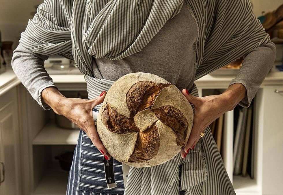 Pão de Campagne
