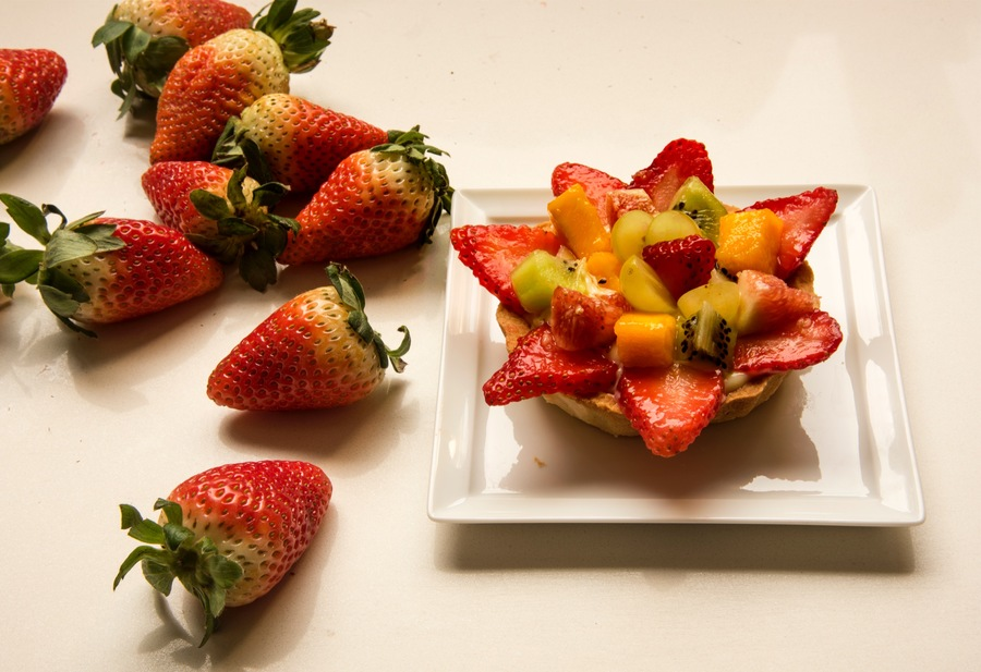 Tartelettes de Frutas