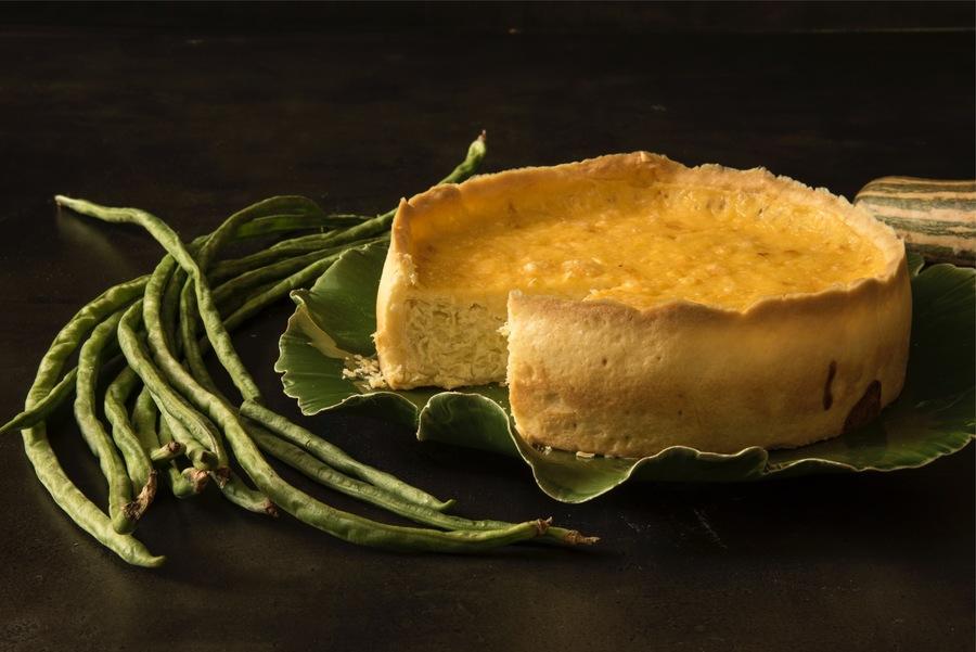 Torta Cremosa de Batata