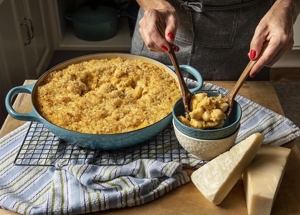 Mac and Cheese (Macarrão com Queijo)