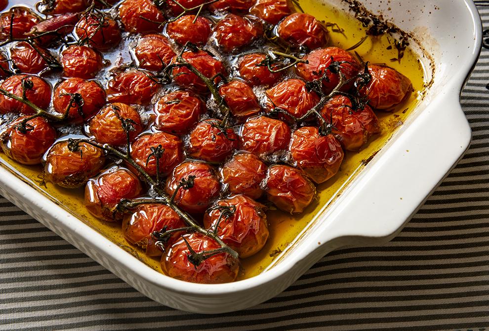 Confit de Tomate-Cereja