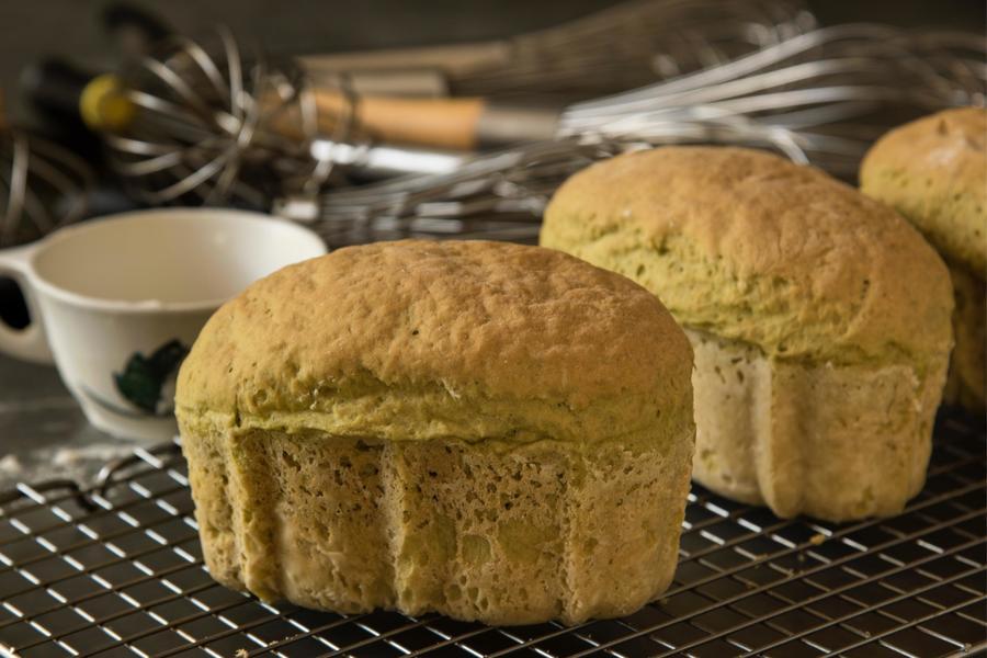 Pão de Capim-Santo