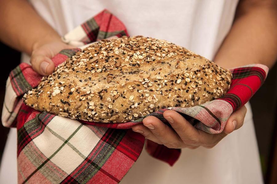 Pão de Multicereais