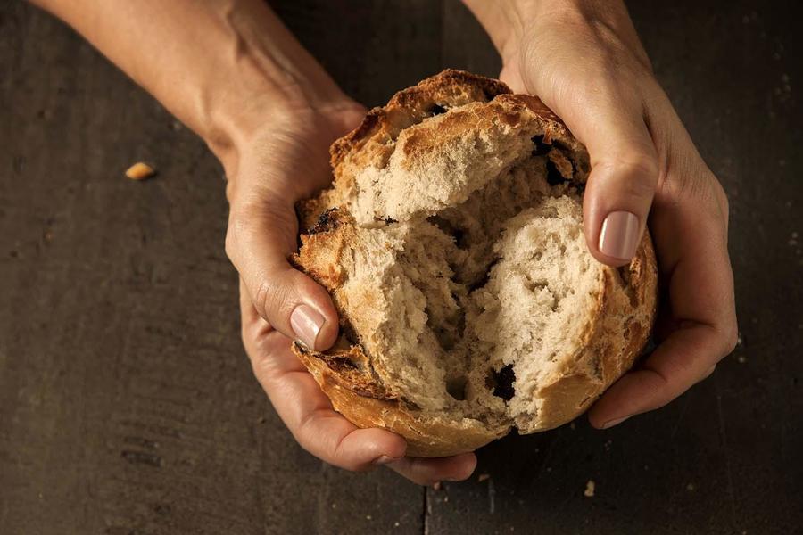 Pão de Uva-Passa