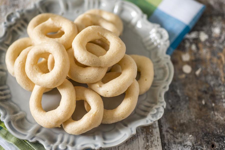 Biscoitos de Polvilho São José