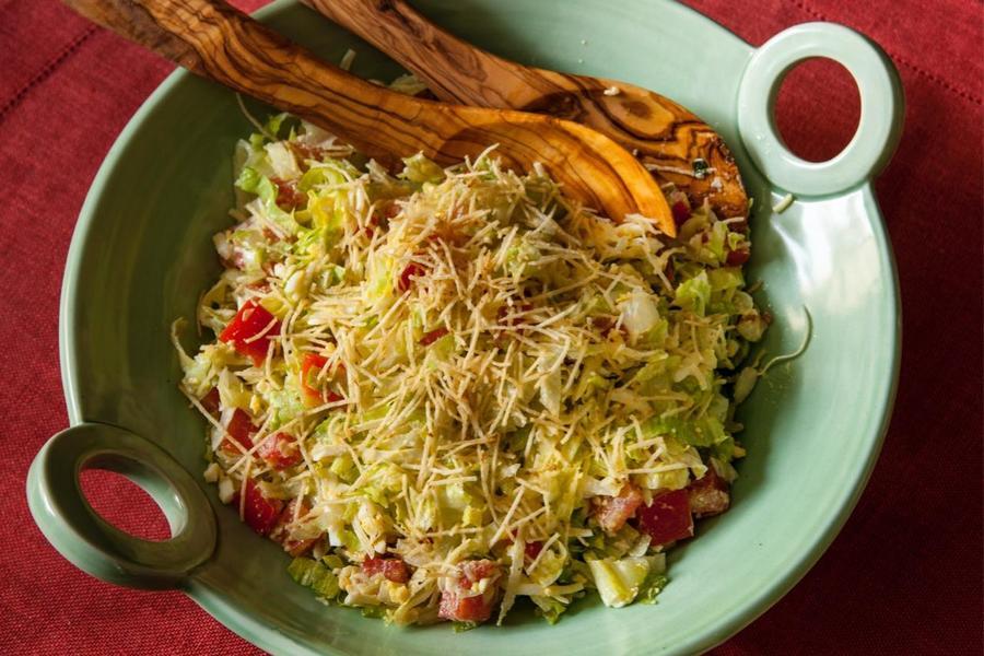 Salada do Rodeio