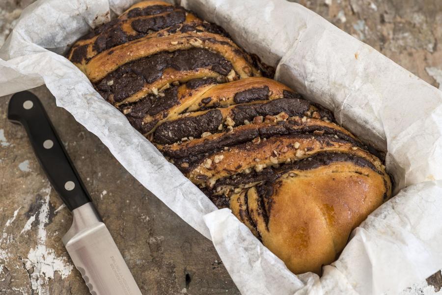 Pão Krantz de Chocolate