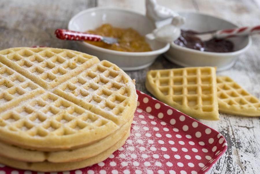 Waffles de Chantal