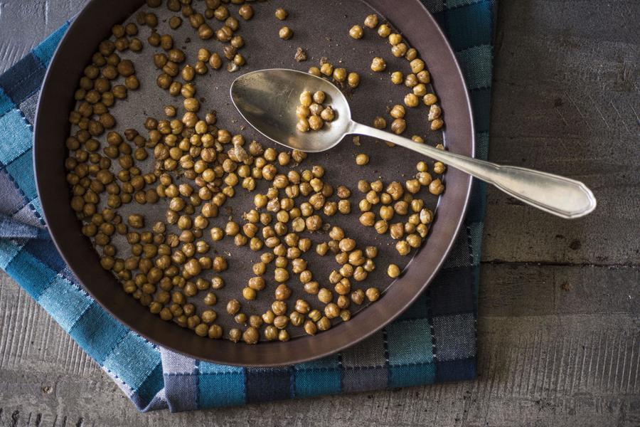 Snack de Grão-de-Bico