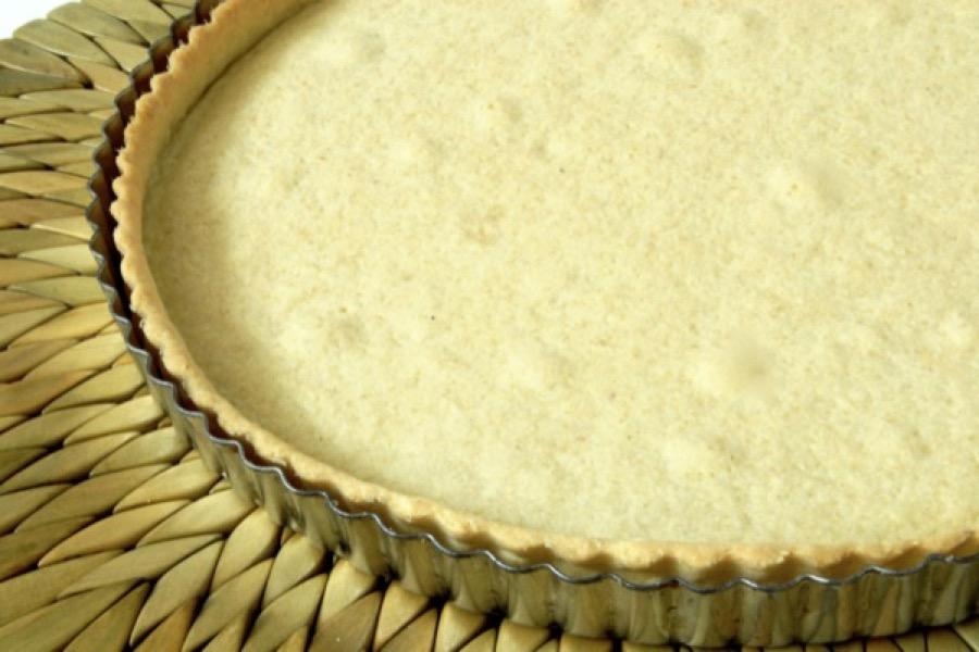 Patê Sucrée - Massa Podre para Torta Doce