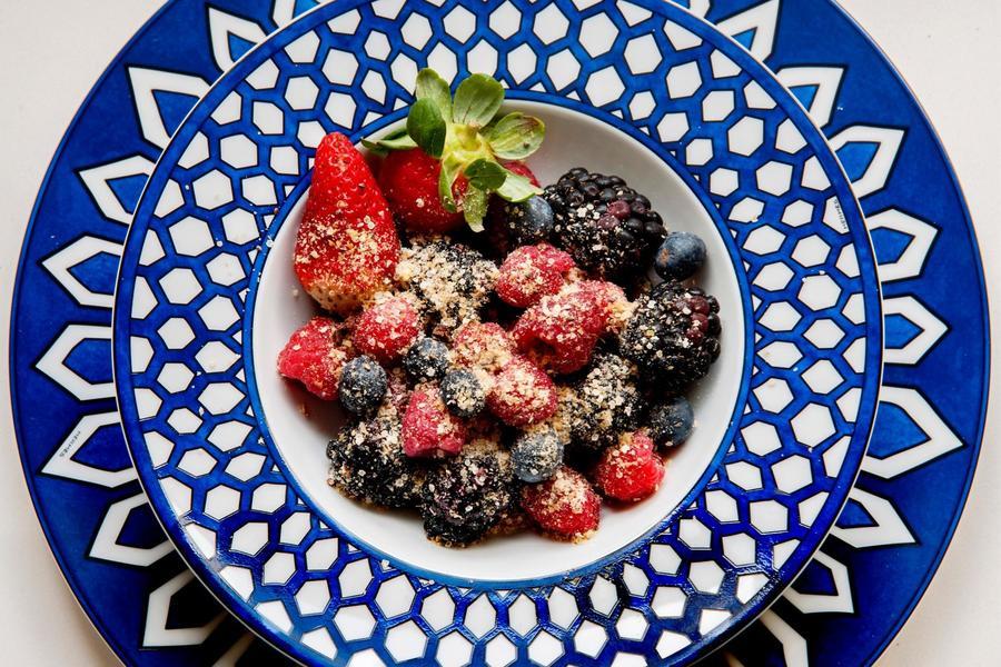 Farelo Gebara (para café da manhã)