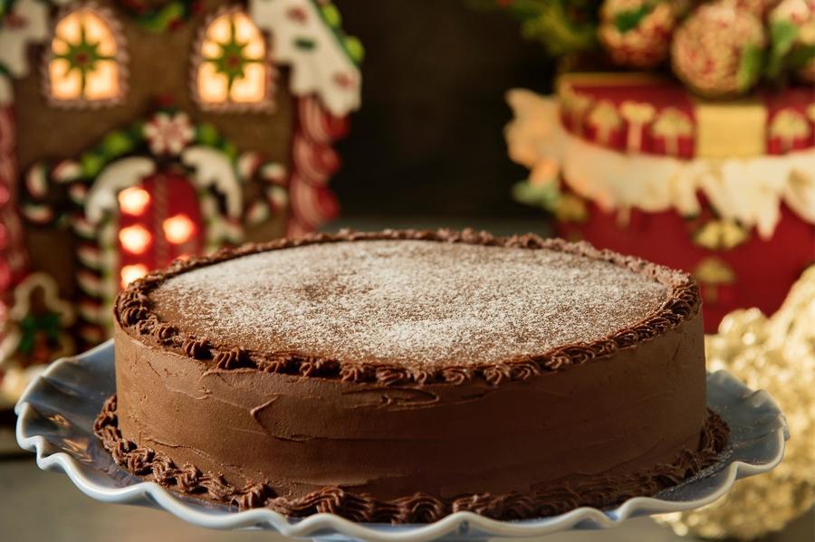 Torta Australiana de Natal