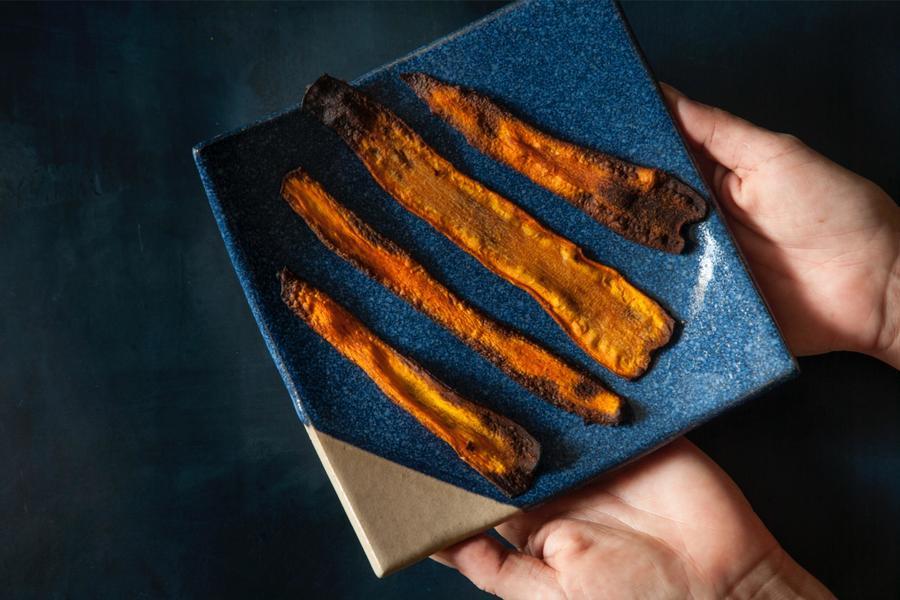Bacon de Cenoura