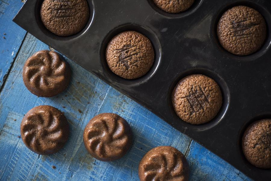 Biscuit Chocolate com Mel