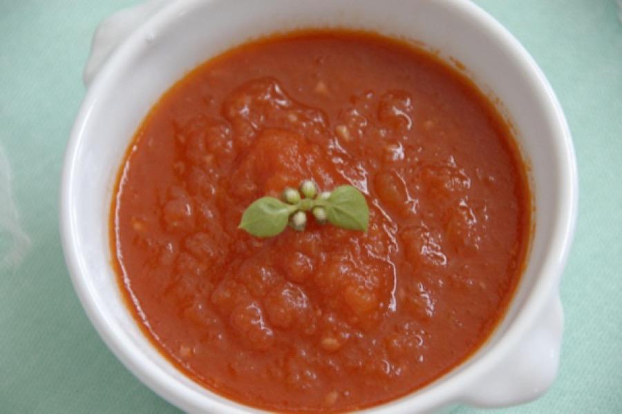 Molho de Tomate Básico