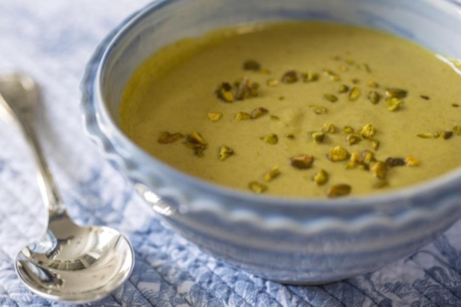 Sopa de Pistache