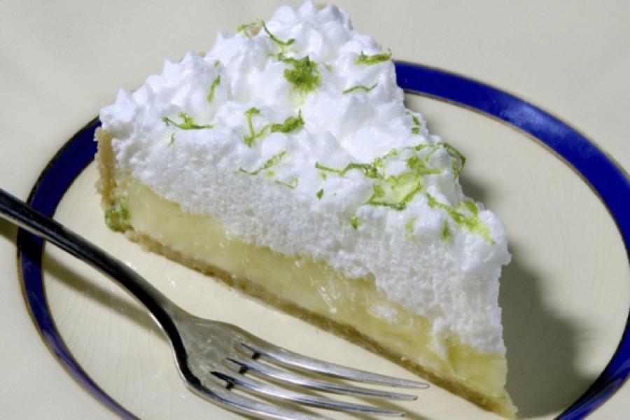 Torta de Limão da Helô Bacellar