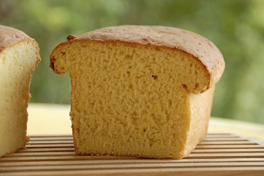 Pão de Mandioquinha da Baronesa