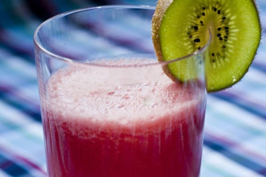 Suco de Melancia e Cranberry