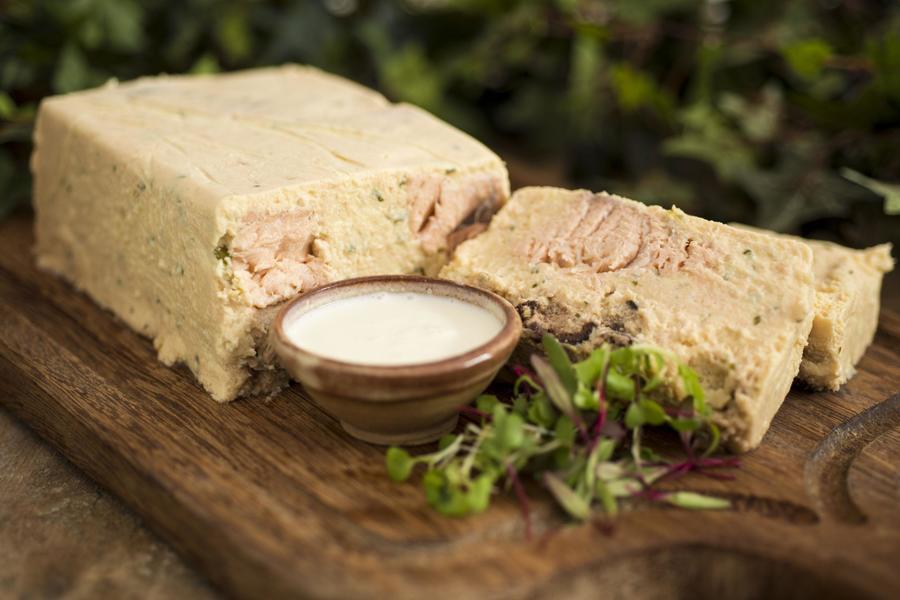 Pão de Salmão