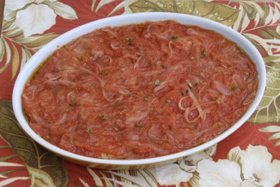 Carne Louca à Ithaca
