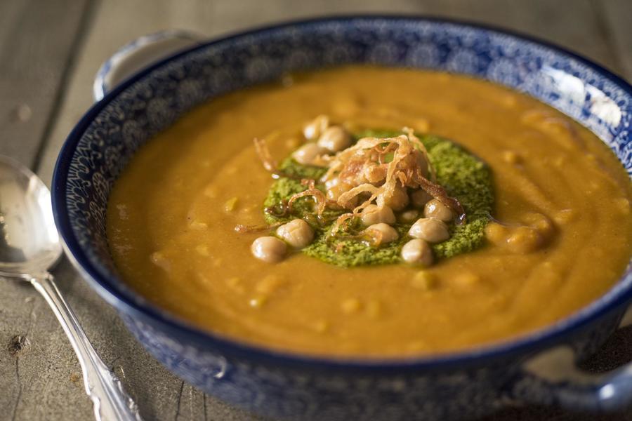 Sopa de Vegetais