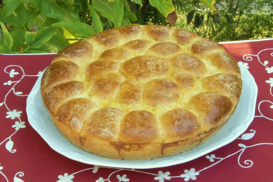 Pão de Mandioquinha II