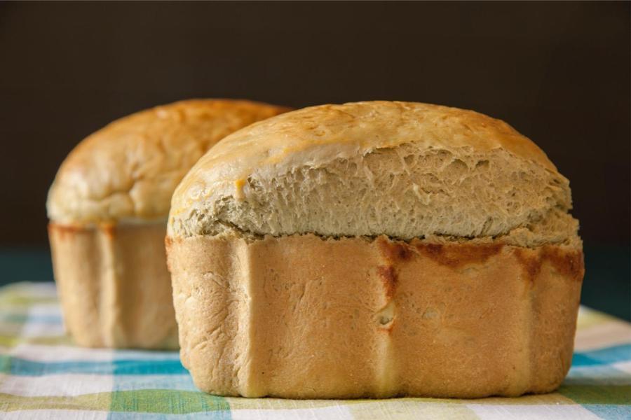 Pão de Fôrma de Pistache