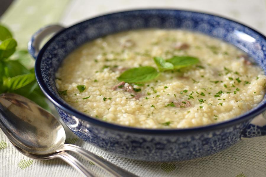 Sopa de Trigo Grosso