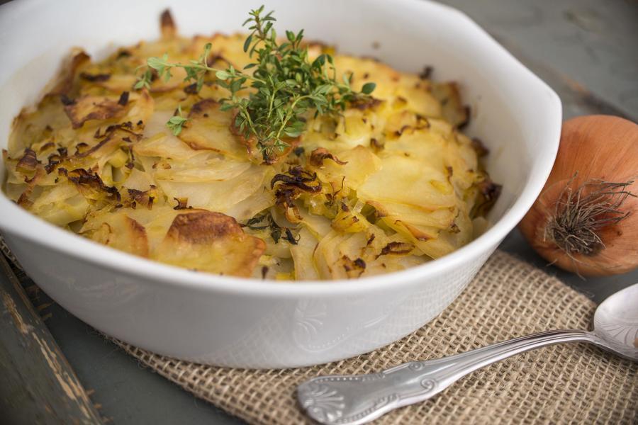 Batatas Boulangères