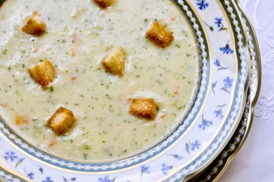 Sopa Recém-Casada