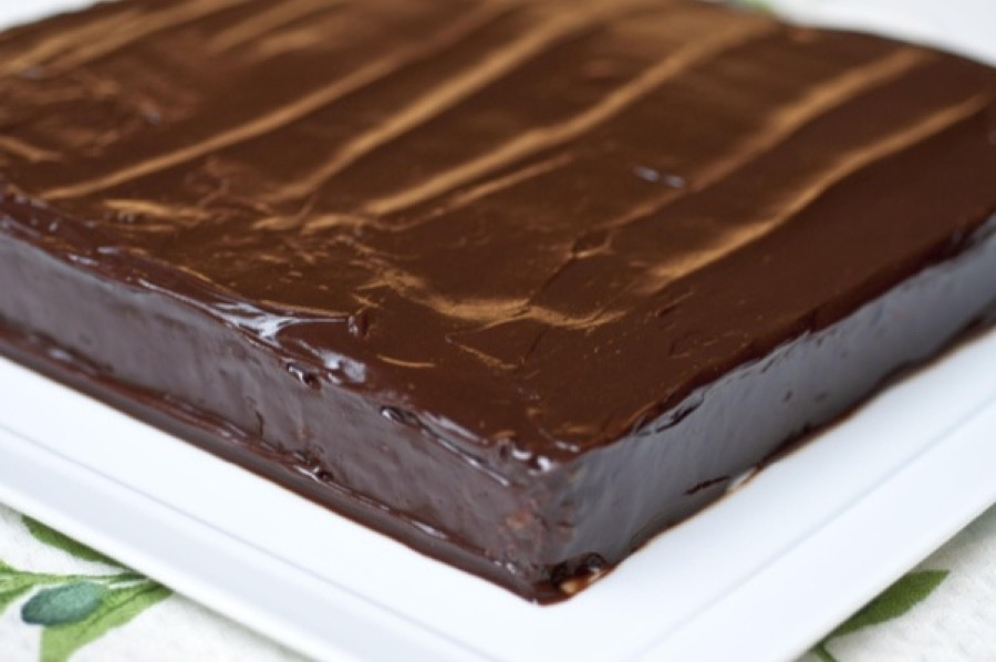 Bolo de Avelã e Chocolate