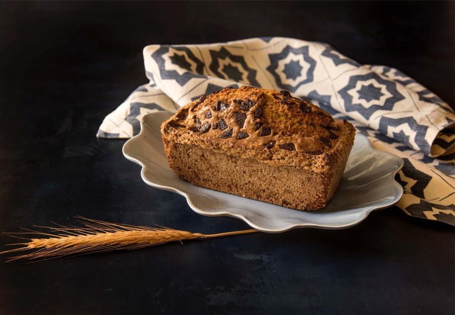 Pão de Abóbora e Chocolate da Tía Lucille