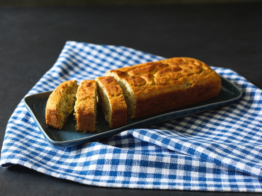 Pão Caseiro sem Glúten e sem Lactose