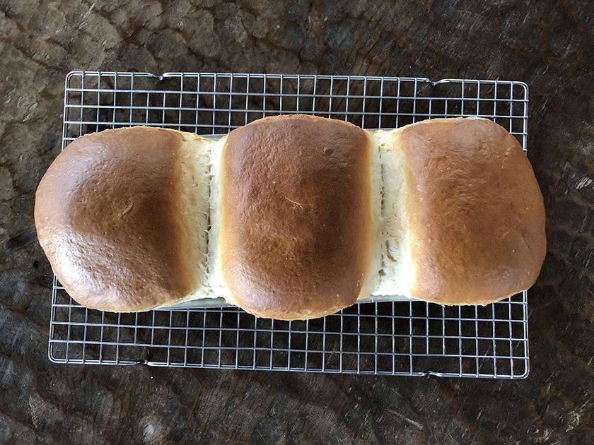 Pão de Iogurte de Kefir